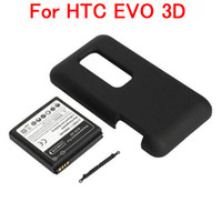 No htc evo - Extended Battery Battery Cover For HTC EVO D mAh