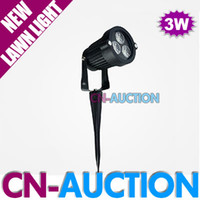 Wholesale waterproof X1W LED Lawn Lamp W LED Garden Light Outdoor Lighting IP65 AC V V DC V CN LL01