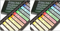 Wholesale Cheap Temporary Hair Pastel Chalk Bug Rub Magazine Colorful Hair Pastels box
