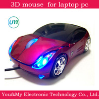 Wholesale Car shape USB Optical MOUSE FOR PC LAPTOP D USB mouse car usb mouse