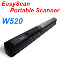 Wholesale Portable scanner EasyScan Brand dpi A4 Photoelectric Sensor Fashion Mini document scanner