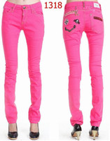 Wholesale quality lady s jeans szie various of colors and styles seller china dealer
