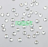 crystal rhinestone hotfix - Hotfix Rhinestones Hotfix Crystal for Swarovskiii SSS6 SS8 SS10 SS16 SS20 Crystal