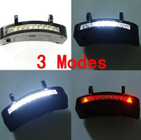 Wholesale LED Mode Flashlight Camping Clip On Cap Hat Light