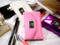 deiking - 37Colors Deiking PU Leather Case Luxury Bags Purse Card Slot for iphone iphone S Apple