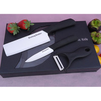 Ceramic Kitchen knife friute knife peeler vegetable knife 3p...