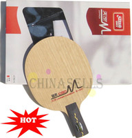 Wholesale Genuine table tennis blade DHS DIPPER CARBON C90 ply table tennis racquet