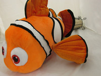 big fish videos - Plush Nemo Clown Fish from Tokyo