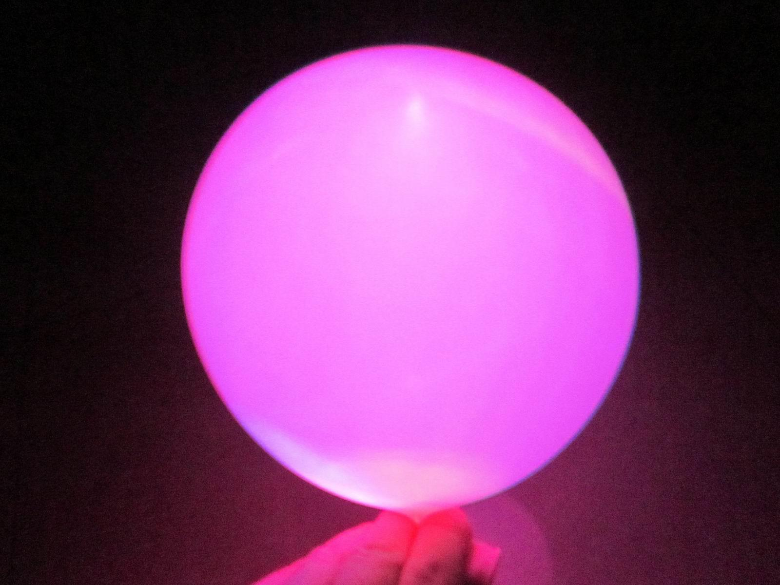 Wholesale Led Balloon - Buy Single Color LED Balloon Flashing