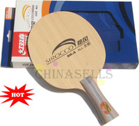 Wholesale Genuine table tennis blade DHS SIROCCO SR table tennis racquet TT pingpong racket