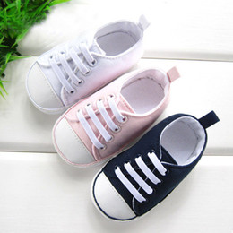 3 pcs lot boy and girl toddler baby shoes elastic baby canvas shoes baby wave shoes running shoes