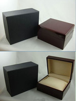 Wholesale Blank wooden watch box case via china post air