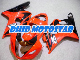 orange Fairing kit for Suzuki GSXR600 GSXR750 2004 2005 04 05 GSXR 600 750 K4 04 05