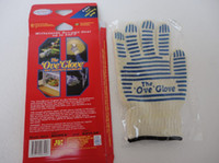 Wholesale DHL OVEN GLOVE OVE GLOVE As HOT SURFACE HANDLER AMAZING Home golves handler Oven