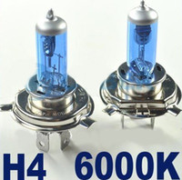 Wholesale Hot sell x H4 Xenon Halogen Auto Car HeadLight Bulb Kit K V W
