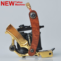 Wholesale Tatoo supplies one handmade tattoo machine gun liner or shader for kit TDQ