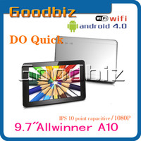 Wholesale inch do quick dc android GB GB tablet pc for my best friend