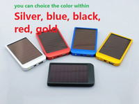 Wholesale 1500mah multifunctional solar battery charger for mobile phone mp3