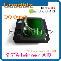 Wholesale promotion to my good friend inch do quick dc android GB GB tablet pc