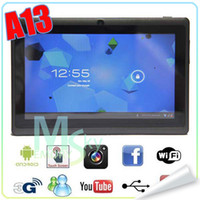Wholesale Capacitive Screen Tablet pc New A13 inch Andriod MB GB Ghz Camera Hot seller