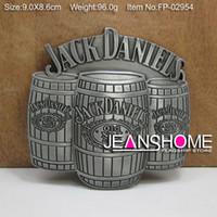 Wholesale Fashion wine buckle pewter belt buckle MOQ