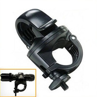 Wholesale Flashlight Mount Holder For LED Bicycle Bike Torch Clip