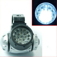 Wholesale Super Bright LED Bike Bicycle Front Light Headlight Torch Lamp FlashLight