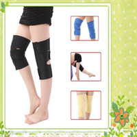 Wholesale Tourmaline Nano Magnetic thermal therapy knee support guard wrap protector