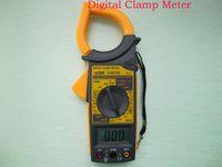 Wholesale DM6266 digital clamp meter multimeter AC Ammeter A