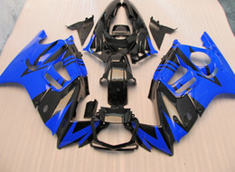 High quality blue black Fairings for honda CBR600F3 95-96 CBR600 F3 1995 1996 CBRF3 motorcycle fairing kit CBR 600 F3 95 96