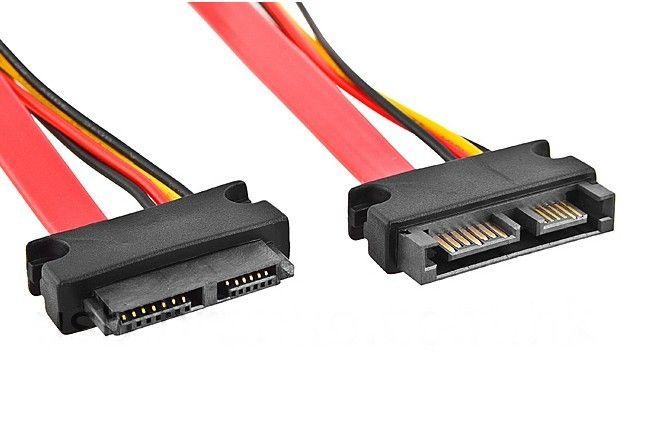 Mini Sata 7 6pin Extension Cable Laptop Cd Rom Extension