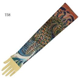 Wholesale 10x Super Arm Tattoo Sleeves Tattoo Dress Sleeve Ideas Tattoo Kits Accessory T58