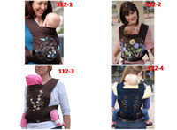 Wholesale DHL EMS Minizone MEI TAI Meitai in Baby Carrier Front Back or Hip Carry Cotton Baby Carrier