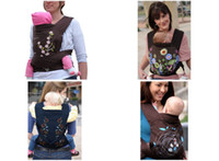 Wholesale DHL EMS Minizone Meitai Mei tai Baby Carrier Baby Front back hip Carriers baby Sling infant carrier