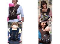 baby carrier - DHL EMS Minizone Meitai Mei tai Baby Carrier Baby Front back hip Carriers baby Sling infant carrier