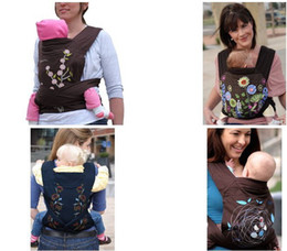 Wholesale DHL EMS Minizone MEI TAI Meitai in Baby Carrier Front Back or Hip Carry Cotton Baby sling