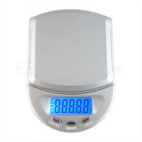 50-100g balancing weights - High Quality Versatile Pocket Digital LCD Scale g x g Diamond Jewelry Weight Balance Y1049D