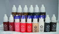 Wholesale 2012 New Permanent Make Up Tattoo INK Pigment for sale