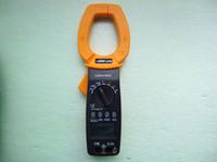 Wholesale DC clamp meter VC6050 digital multimeter to measure DC A