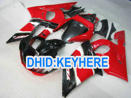 YNL177 Red ABS fairing kit for YAMAHA YZF R6 1998-2002 YZF-R6 98 99 00 01 02 YZF R6 bodywork parts