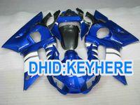abs parts - YNL178 Blue ABS fairing kit for YAMAHA YZF R6 YZF R6 YZF R6 bodywork parts
