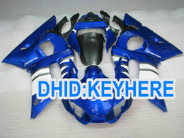YNL178 Blue ABS fairing kit for YAMAHA YZF R6 1998-2002 YZF-R6 98 99 00 01 02 YZF R6 bodywork parts
