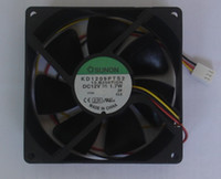 Wholesale SUNON KD1209PTS2 V W wire Conputer case fan server fan cpu cooler fan Cooling Fan