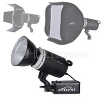 Standard Up to 499  Professional Outdoor Flash 300WS Stepless adjustment Light Photography Perfect E0130A