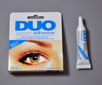 black eyelash glue - Hot new makeup DUO Water Proof Eyelash Adhesive glue G quot White BlacK quot free gift