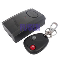 Wholesale Wireless Remote Control Vibration Alarm for Door Window