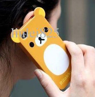 Wholesale Rilakkuma Die Cut Cover Case For Protector Back Cover Soft Silicone Cases For S iphone