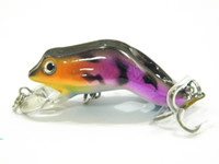 Wholesale Fishing Lure Crankbait Hard Bait Fresh Water Shallow Water Bass Fishing Tackle C38X60