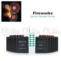 Wholesale 1 control cold fireworks ignition remote control indoor electronic firework firing system