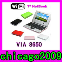 Wholesale Cheap Price GB MB Android Or CE A8 Netbook PC Inch Laptop VIA